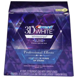Crest отбеливающие полоски 3D White Luxe Professional Effects