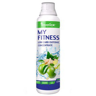 Изотоник MyChoice My Fitness Low Carb Isotonic Concentrate (500 мл)