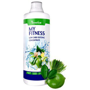 Изотоник MyChoice My Fitness Low Carb Isotonic Concentrate (1000 мл)