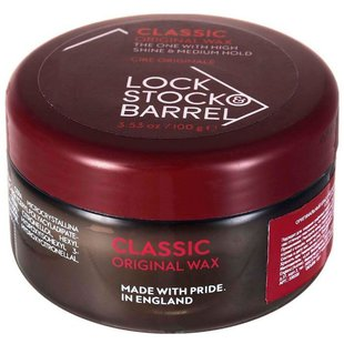 Lock Stock & Barrel Воск Original Classic Wax