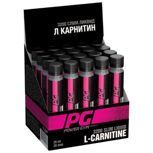 Power Gym Product L-карнитин 3200 Slim Liquid (500 мл)