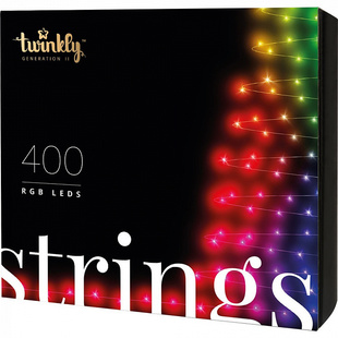 Smart-гирлянда Twinkly Strings (TWS-400 STP)