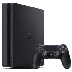 Sony PlayStation 4 Slim 500 ГБ CUH-2008A (черный)